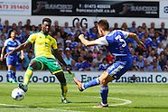 Ipswich Town v Norwich City 21/08/2016