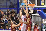 Riccardo Cervi<br /> Venezia 12 Febbraio 2017 -<br /> Campionato Basket Lega A <br /> Umana Reyer Venezia vs Grissin Bon Reggio Emilia<br /> Foto Ciamillo/Michele Gregolin