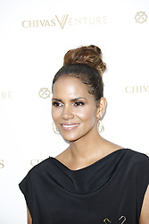 LOS ANGELES, CA - JULY 13 Halle Berry attends the Chivas Regal Venture - The Final Pitch at LADC Studios in Los Angeles, California on July 13, 2017 in Los Angeles, California. Byline, credit, TV usage, web usage or linkback must read SILVEXPHOTO.COM. Failure to byline correctly will incur double the agreed fee. Tel: +1 714 504 6870.