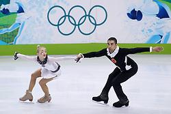 Olympic Winter Games Vancouver 2010 - Olympische Winter Spiele Vancouver 2010, Figure Skating (Free Skating), Eiskunstlauf, Aliona SAVCHENKO and Robin SZOLKOWY *Photo by Malte Christians / HOCH ZWEI / SPORTIDA.com.