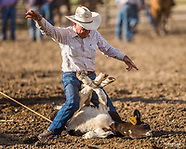 Calf Roping Shootout