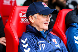 Middlesbrough manager Tony Pulis - Mandatory by-line: Ryan Crockett/JMP - 05/05/2019 - FOOTBALL - Aesseal New York Stadium - Rotherham, England - Rotherham United v Middlesbrough - Sky Bet Championship