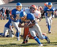 Gilford football versus Newport state championship  November 13, 2010.