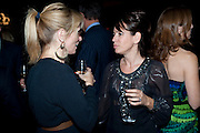 JANE FOUND; COLETTE VAN DEN THILLART,, Maggie's autumn fundraiser in aid of the Cancer charity. .  Phillips de Pury & Company, 9 Howick Place, London <br /> www.maggiescentres.org. 27 September 2010. <br /> <br /> -DO NOT ARCHIVE-© Copyright Photograph by Dafydd Jones. 248 Clapham Rd. London SW9 0PZ. Tel 0207 820 0771. www.dafjones.com.