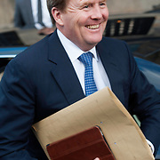 Uitreiking van de Prins Claus Prijs 2014 n het Koninklijk Paleis in Amsterdam.<br /> <br /> Presentation of the Prince Claus Award in 2014 n the Royal Palace in Amsterdam.<br /> <br /> op de foto / On the photo: <br />  Koning Willem-Alexander /  King Willem-Alexander