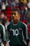 14.08.2003, Ratina Stadium, Tampere, Finland.FIFA U-17 World Championship - Finland 2003.Match 5: Group C - Yemen v Portugal.Akram Al Selwi - Yemen.©Juha Tamminen