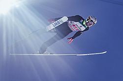 30.12.2018, Schattenbergschanze, Oberstdorf, GER, FIS Weltcup Skisprung, Vierschanzentournee, Oberstdorf, 1. Wertungsdurchgang, im Bild Evgeniy Klimov (RUS) // Evgeniy Klimov of Russian Federation during his 1st Competition Jump for the Four Hills Tournament of FIS Ski Jumping World Cup at the Schattenbergschanze in Oberstdorf, Germany on 2018/12/30. EXPA Pictures © 2018, PhotoCredit: EXPA/ JFK