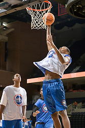 PF Kevin Jones (Mount Vernon, NY / Mount Vernon).  The National Basketball Players Association held a camp for the Top 100 high school basketball prospects at the John Paul Jones Arena at the University of Virginia in Charlottesville, VA from June 20, 2007 through June 23, 2007.