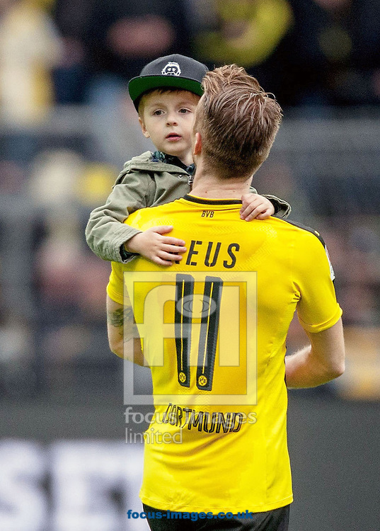 Marco Reus of Borussia Dortmund during the Bundesliga match at Signal Iduna Park, Dortmund<br /> Picture by EXPA Pictures/Focus Images Ltd 07814482222<br /> 14/05/2016<br /> ***UK &amp; IRELAND ONLY***<br /> EXPA-EIB-160514-0123.jpg