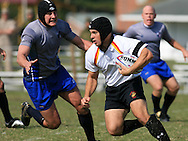 Match 2, Armed Forces Rugby Championship, 25 Oct 06, USAF (13) vs. USMC (5)