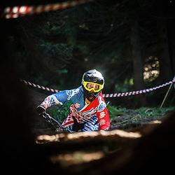 20160828: SLO, Mountain Bike - DH Sor'ca 2016