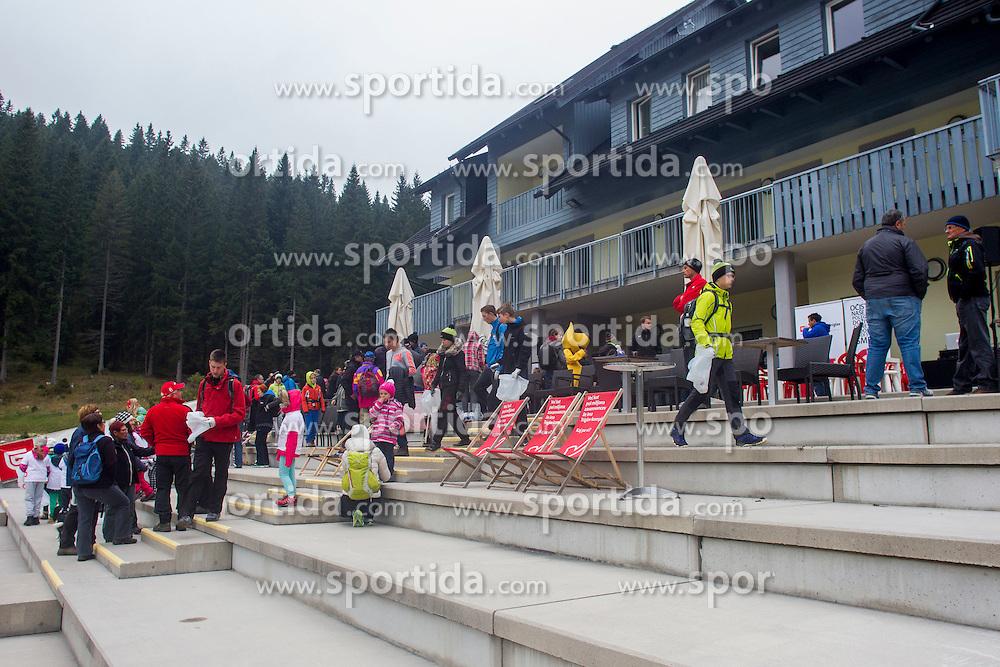 Zakljucek 7. sezone akcije Ocistimo nase gore, on October 8, 2016, in Pokljuka, Slovenia. Photo by Urban Urbanc / Sportida