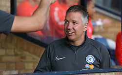 Peterborough United Manager Darren Ferguson - Mandatory by-line: Joe Dent/JMP - 20/08/2019 - FOOTBALL - Roots Hall - Southend-on-Sea, England - Southend United v Peterborough United - Sky Bet League One