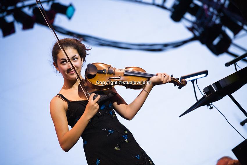 Elvira van Groningen (15 jr)