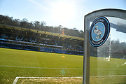 Adams Park during the EFL Sky Bet League 2 match between Wycombe Wanderers and Morecambe at Adams Park, High Wycombe, England on 24 February 2018. Picture by Alistair Wilson.