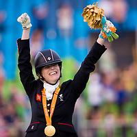 Individual Championship Test Medal Ceremonies - Rio 2016 Paralym