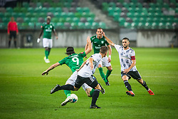 during the match of 7. Round of Slovenian National first league between NK Olimpija Ljubljana and NK Mura on 24.8.2019 in Stadion Stozice, Ljubljana, Slovenia. Photo by Urban Meglič / Sportida