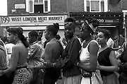 Notting Hill Carnival, 'Girl Train', 1990