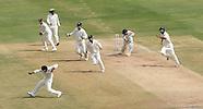 Cricket - India v Australia 2nd Test Day4 Hyderabd