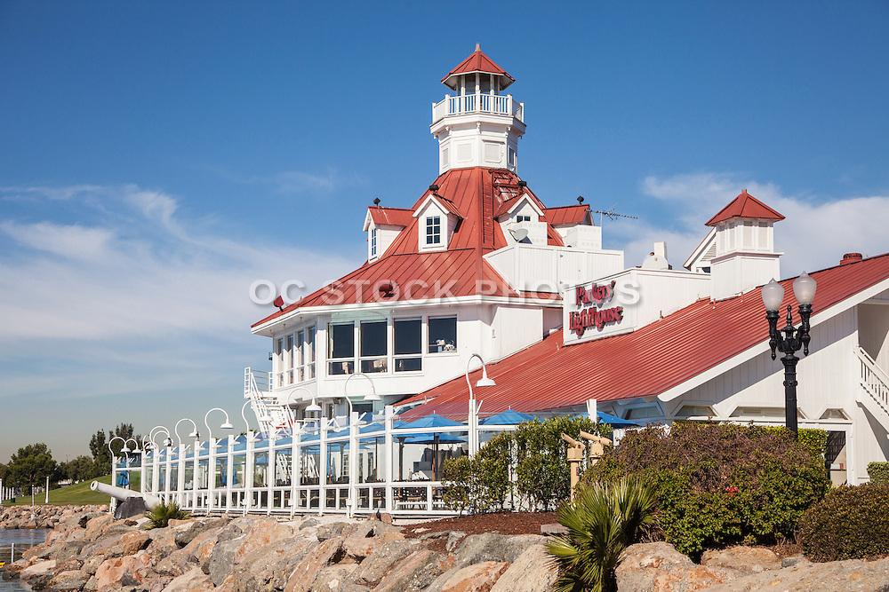 Parker's Lighthouse At Shoreline Village In Long Beach California