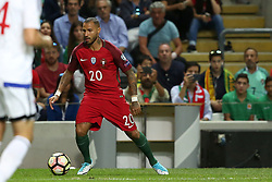 August 31, 2017 - Porto, Portugal - Portugal's forward Ricardo Quaresma in action during the 2018 FIFA World Cup qualifying football match between Portugal and Faroe Islands at the Bessa XXI stadium in Porto, Portugal on August 31, 2017. (Credit Image: © Pedro Fiuza/NurPhoto via ZUMA Press)