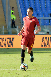 September 23, 2017 - Rome, Italy - Hector Moreno during the Italian Serie A football match between A.S. Roma and Udinese at the Olympic Stadium in Rome, on september 23, 2017. (Credit Image: © Silvia Lore/NurPhoto via ZUMA Press)
