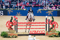 Baryard-Johnsson Malin, SWE, H&M Second Chance<br />  The Shelley Ashman International Ltd, EM Rogers (Transport) Ltd Father Christmas Stakes<br /> Olympia Horse Show -London 2016<br /> © Hippo Foto - Jon Stroud<br /> 17/12/16