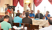 DESCRIZIONE : Trieste Conferenza stampa  Raduno Collegiale  Nazionale Italia Maschile <br /> GIOCATORE : <br /> CATEGORIA : conferenza stampa <br /> SQUADRA : Nazionale Italiana Uomini <br /> EVENTO :  Conferenza stampa palinsesto SKY<br /> GARA : conferenza stampa<br /> DATA : 06/08/2015 <br /> SPORT : Pallacanestro<br /> AUTORE : Agenzia Ciamillo-Castoria/R.Morgano<br /> Galleria : FIP Nazionali 2015<br /> Fotonotizia : Trieste Conferenza stampa Raduno Collegiale Nazionale Italia Maschile <br /> Predefinita :
