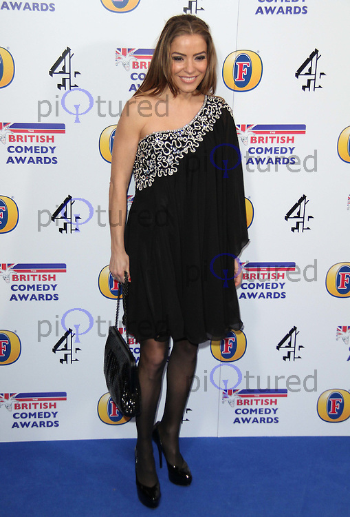 Elen Rives British Comedy Awards, O2 Arena, London, UK, 22 January 2011: Contact: Ian@Piqtured.com +44(0)791 626 2580 (Picture by Richard Goldschmidt)