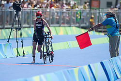 STEADMAN Lauren, GBR, Para-Triathlon, PT4 at Rio 2016 Paralympic Games, Brazil