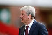 Roy Hodgson of Crystal Palace during the Premier League match between Sheffield United and Crystal Palace at Bramall Lane, Sheffield, England on 18 August 2019.