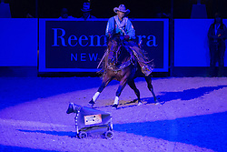 Show before Prizegiving<br /> Longines FEI World Cup™ Dressage Final I<br /> Las Vegas 2015<br />  © Hippo Foto - Dirk Caremans<br /> 17/04/15