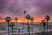 Scenic San Clemente at Sunset