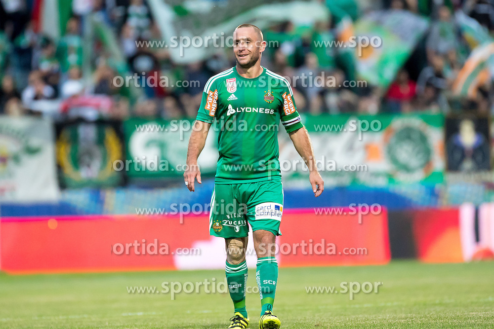 21.09.2016, Sportclub Platz, Wien, AUT, OeFB Samsung Cup, Leobendorf SV vs SK Rapid Wien, 2. Runde, im Bild Steffen Hofmann (SK Rapid Wien)// during the OeFB Samsung Cup 2nd round Match between Leobendorf SV and SK Rapid Wien at the Sportclub Platz, Vienna, Austria on 2016/09/21, EXPA Pictures © 2016, PhotoCredit: EXPA/ Sebastian Pucher