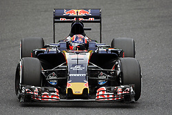 Daniil Kvyat (RUS) Scuderia Toro Rosso STR11.<br /> 08.10.2016. Formula 1 World Championship, Rd 17, Japanese Grand Prix, Suzuka, Japan, Qualifying Day.<br /> Copyright: Photo4 / XPB Images / action press