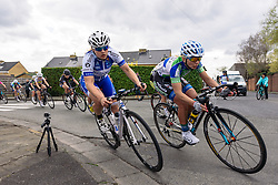Kaat van der Meulen (Lensworld Zannata) - Grand Prix de Dottignies 2016. A 117km road race starting and finishing in Dottignies, Belgium on April 4th 2016.