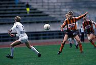 24.05.1987, Lahti, Finland. .SM-sarja, FC Kuusysi v Reipas.Jari Kinnunen - Reipas.©JUHA TAMMINEN