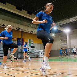 20140806: SLO, Handball - Practice session of RK Krim Mercator