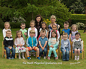 Tus Maith Playschool Graduation
