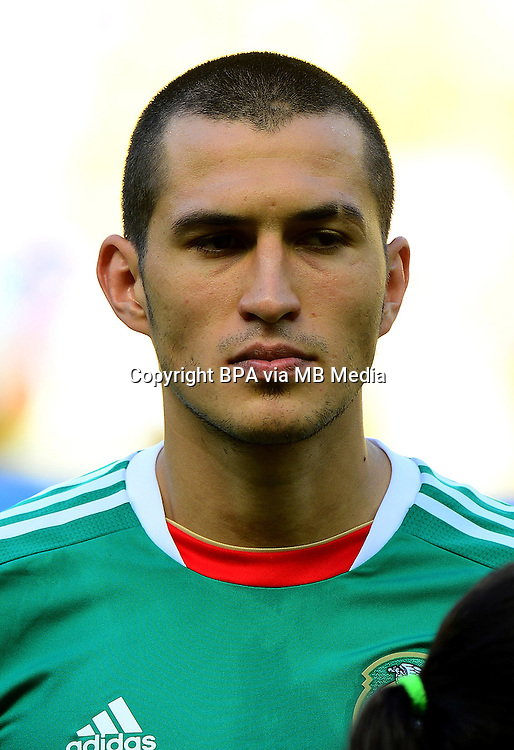 Fifa Brazil 2014 World Cup - <br /> Mexico  Team - <br /> Jorge TORRES