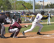 Kansas State defeated Texas A&M 4-2 at Tointon Stadium in Manhattan, Kansas on April 23, 2005.