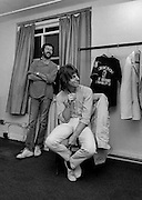 Eric Clapton with Jeff Beck
