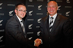 Auckland- New Zealand Cricket appoint Blackcaps Head Coach