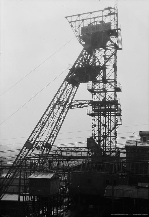 Steinkohlenzeche Viktoria Mathias, Essen, 1928