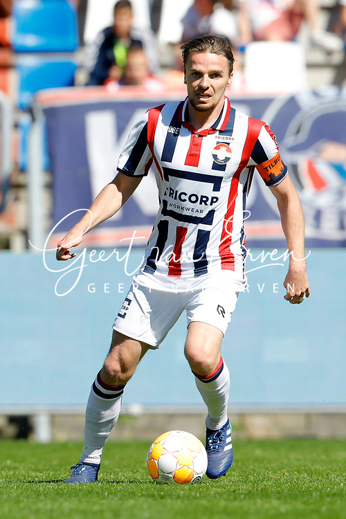 *Ben Rienstra* of Willem II
