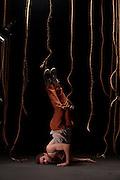 Dancer Travis Robertson.