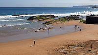 Beach, El Sardinero, Santander, Spain, May, 2015, 201505060733<br />