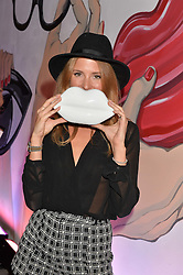 MILLIE MACKINTOSH at the launch of The Lulu Perspective to celebrate 25 years of Lulu Guinness held at 74a Newman Street, London on 13th September 2014.
