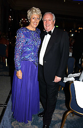 LORD HARRIS OF PECKHAM and his wife DAME PAULINE HARRIS at the Dyslexia Awards Dinner 2004 held at The Dorchester, Park Lane, London on 2nd November 2004.<br />