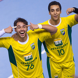 20090119: Handball - World Championship, Serbia vs Brazil